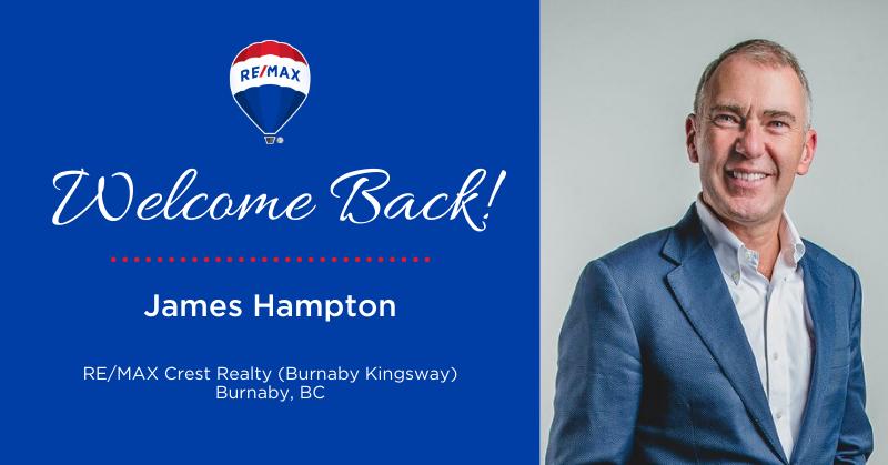 James Hampton Success Story Updated